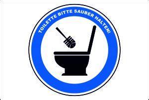 toilette sauber halten wc toiletten schild 115 toilette sauber halten 29 5cm 20cm 2mm ohne befestigung