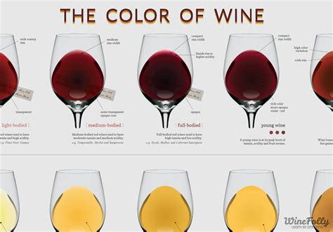 wine color the wine color chart wine folly