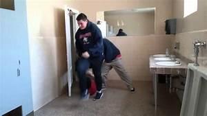 epic school bathroom fight caught on camera youtube With school bathroom fight