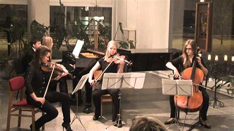 Peteris Vasks - Piano Quartet - YouTube
