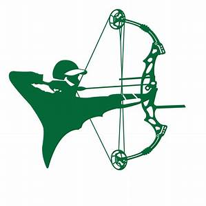 Archery Hunting Clipart - Clipart Suggest