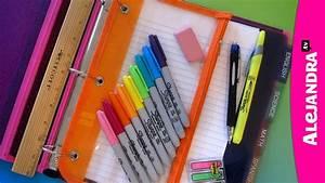 Back To School Organization  How To Organize Your Binder  U0026 Supplies
