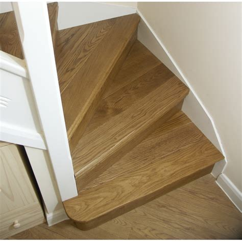 oak step oak stair cladding bullnose step pack heritage collection