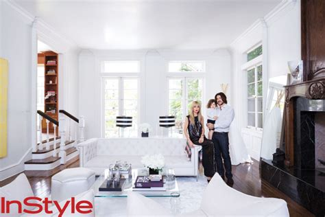 Instyle's Home Y Design : Rachel Zoe's California Home Is A Perfectionist's Dream