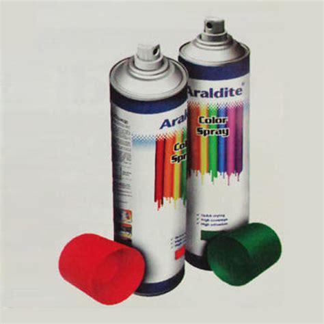 acrylic araldite color spray for heat resistant rs 177