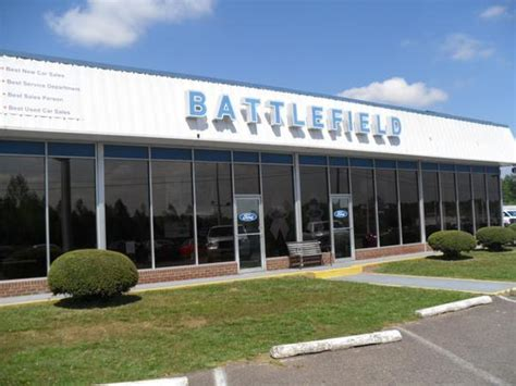 Battlefield Ford Culpeper Va battlefield ford car dealership in culpeper va 22701
