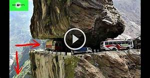 Top 10 Most Dangerous Roads in the World - Accidents and ...