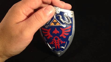 Legend Of Zelda Shield Of Hyrule Custom Engagement Ring