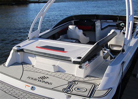 Surf Boat Swim Platform by Power Profile Four Winns Hd 200 Sport Rs Surf Boats And