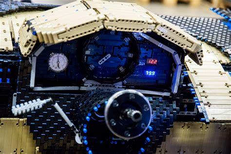 fahrbarer lego technic bugatti chiron xxl version