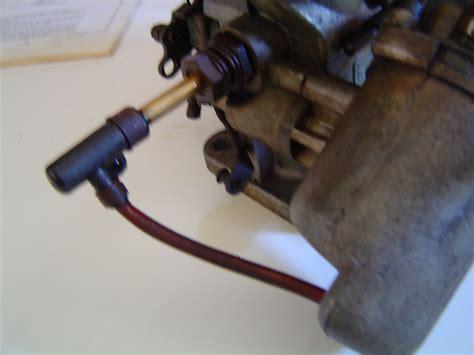 volvo p   engine  start part