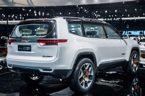 2020 Jeep Cherokee Limited Redesign, Colors Changes