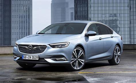 Opel Introduce La Gama 2019 En La Familia Insignia Nuevos