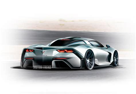 Mid Motor Corvette by Scoop Mid Engine Chevrolet Corvette Is A Go Motor Trend