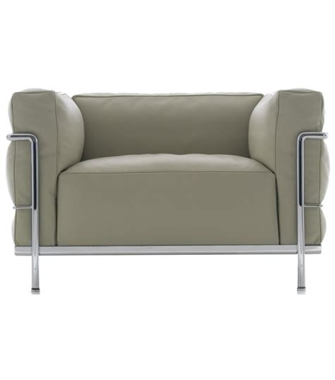 poltrona cassina lc3 armchair cassina milia shop