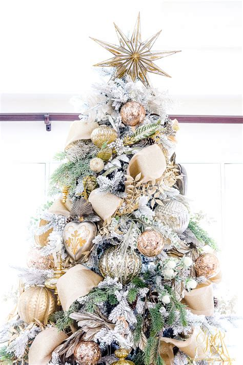 stunning christmas tree theme ideas ohmeohmy blog
