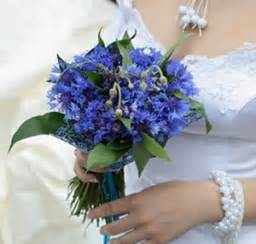 blue wedding flowers blue bridal bouquet ideas for weddings