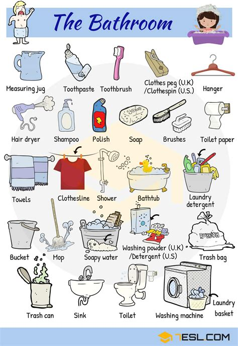Tools And Equipment Vocabulary In English  7 E S L