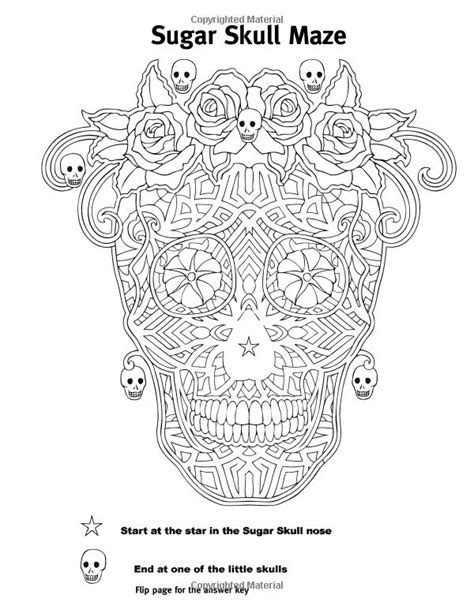 Day Of The Dead Masker Kleurplaat by 1000 Images About Day Of The Dead Skull En