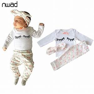Aliexpress.com : Buy NWAD Newborn Baby Girl Summer Clothes ...