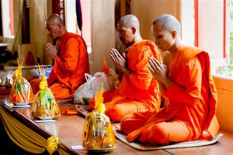 Buddhist Monk Wedding Blessing  Part One  Gina Smith