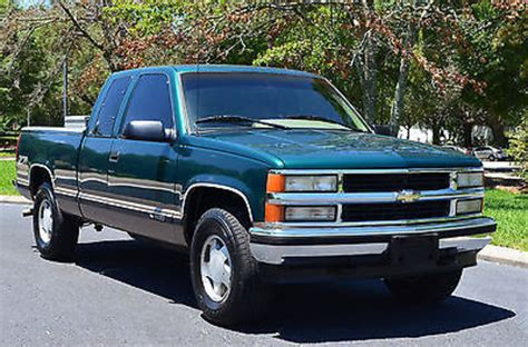 1996 Chevrolet Pickup For Sale 18 Used Cars From $2,500