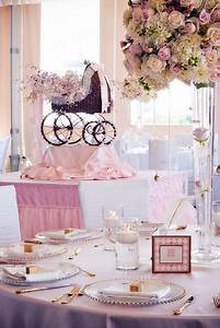 Luxury Baby Showers Baby Shower Table Setting Flickr