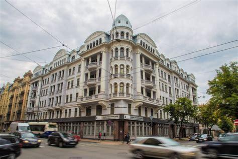 Price down on former KGB building in Rīga
