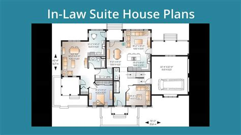 home plans with inlaw suites 654185 in suite addition house plans floor