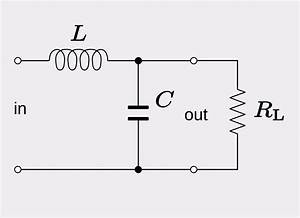 Passive Low Pass Filters