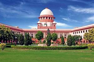 Supreme Court restrains High Courts from hearing pleas ...