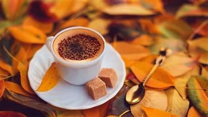 Coffee Desktop Autumn Cappuccino Computer Wallpapers Per