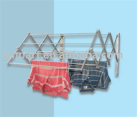1000+ Images About Wall Mounted Clothes Drying Rack On