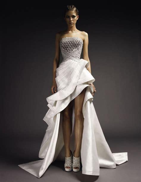 cool wedding dresses  edgy whimsy brides praise