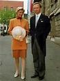 Archduke Carl-Christian, Princess Marie Astrid (née ...