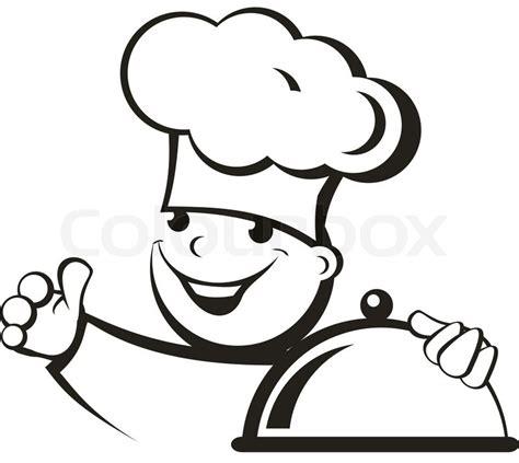 pictogramme cuisine cook stock vector colourbox