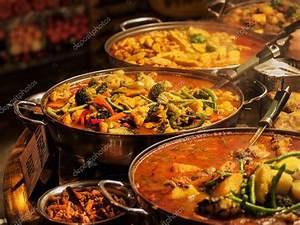 Indian food — Stock Photo © Hubenov #11065534