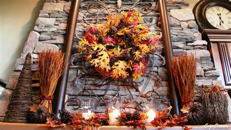 Decoration Home Ideas: Fall Decorating Ideas, Autumn Home Decor