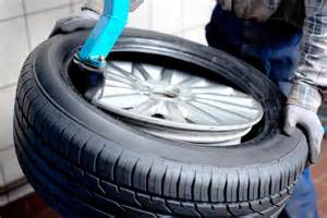 Tire Repair Patch