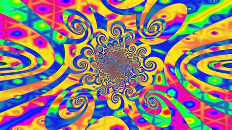 Psychedelic Trippy Backgrounds For Desktop, Android