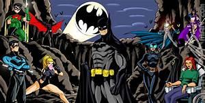Batman Family Wallpaper