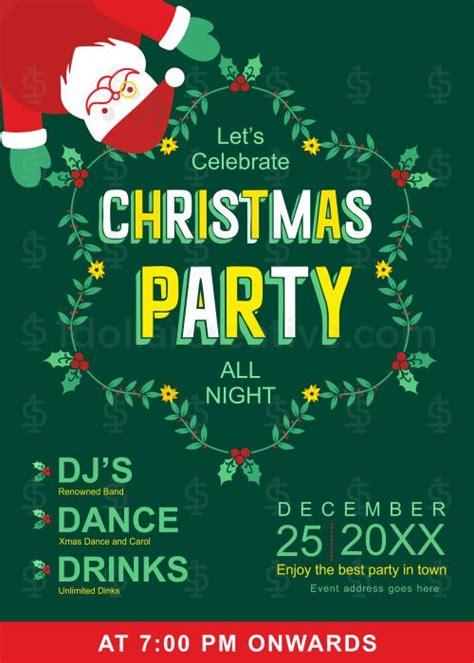 Invitation For Christmas Party Shilohmidwifery com