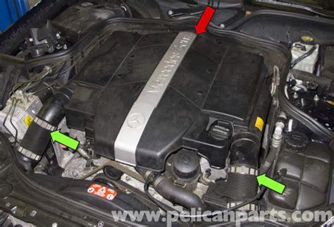 mercedes benz  camshaft position sensor replacement