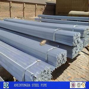 Standard Sizes And Thickness Angle Bar Pure Iron Bar Steel ...
