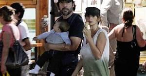 NEW PIC: Penelope Cruz, Javier Bardem Take Baby Leo for ...