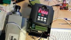 Speed Control Of An Vfd Using Arduino