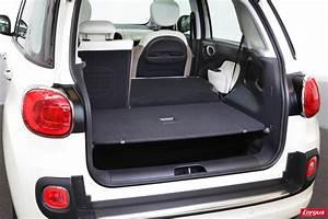 Monospace Fiat : a bord du monospace fiat photo 12 l 39 argus ~ Gottalentnigeria.com Avis de Voitures