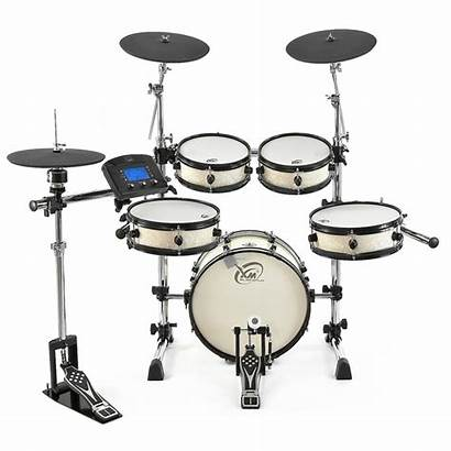 Drum Kit Electronic Custom Xm Drums Percussion