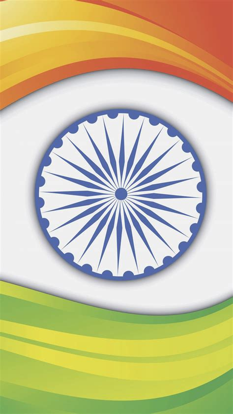 India Flag For Mobile Phone Wallpaper 07 Of 17 Tiranga