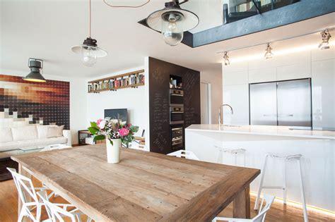 triplex loft apartment maximizes natural light idesignarch interior design architecture